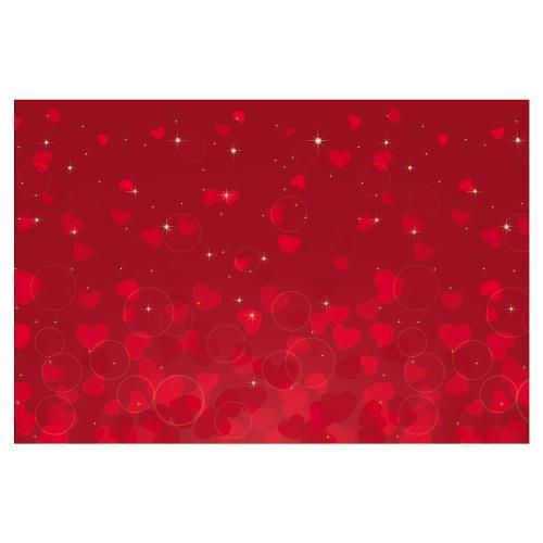 Oriental Trading IN-13674237 Valentine Backdrop Banner 1 Set(s)
