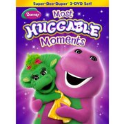 Barney: Most Huggable Moments by Trimark Home Video