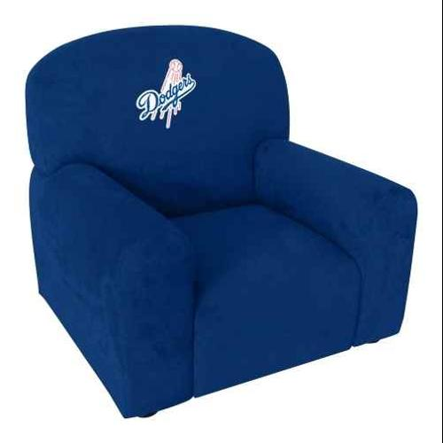 Los Angeles Dodgers Stationary Upholstered Kids Chair