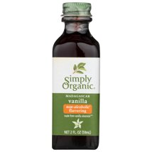 Extracts: Simply Organic Non-Alcoholic Flavoring
