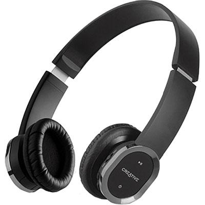 Creative Labs - 51EF0460AA002 - Creative WP-450 Headset - Stereo - Wireless - Bluetooth - 33 ft - 32 Ohm - 18 Hz - 22