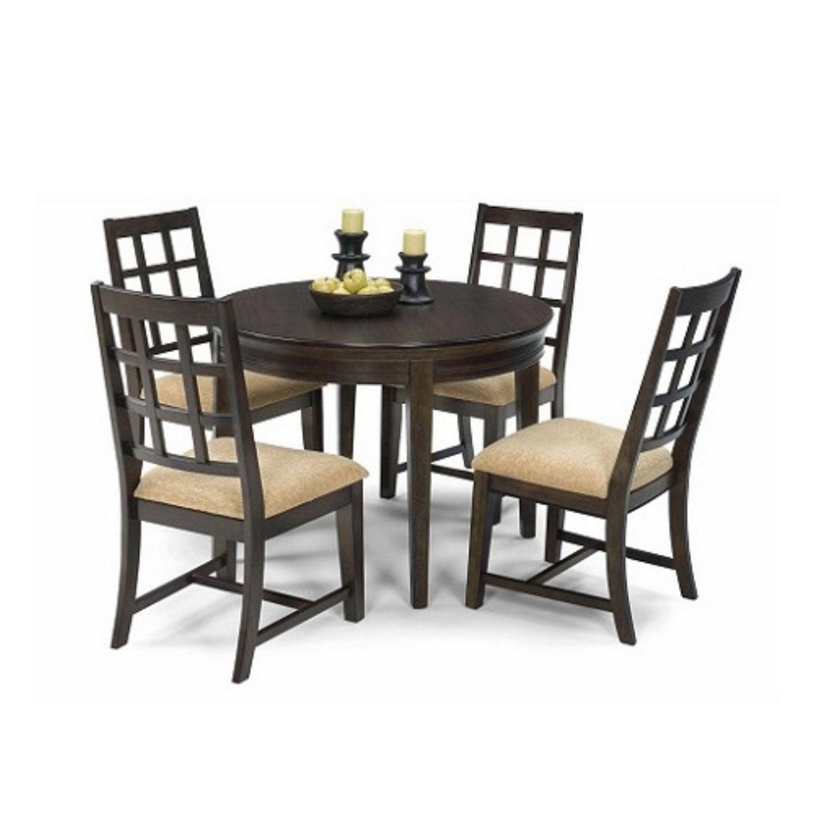 Progressive Furniture Casual Traditions Round Dining Table by Progressive Furniture Inc