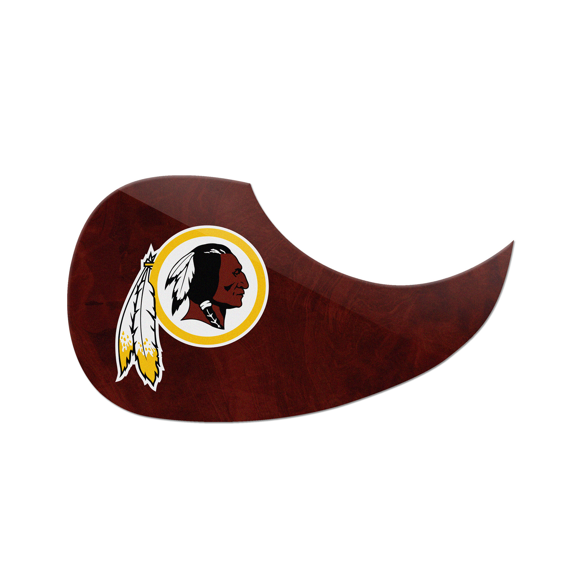 Washington Redskins Woodrow Pick Guard - No Size