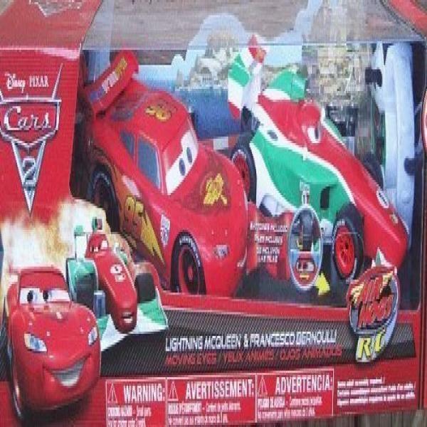 Air Hogs Cars 2 RC McQueen & Francesco by