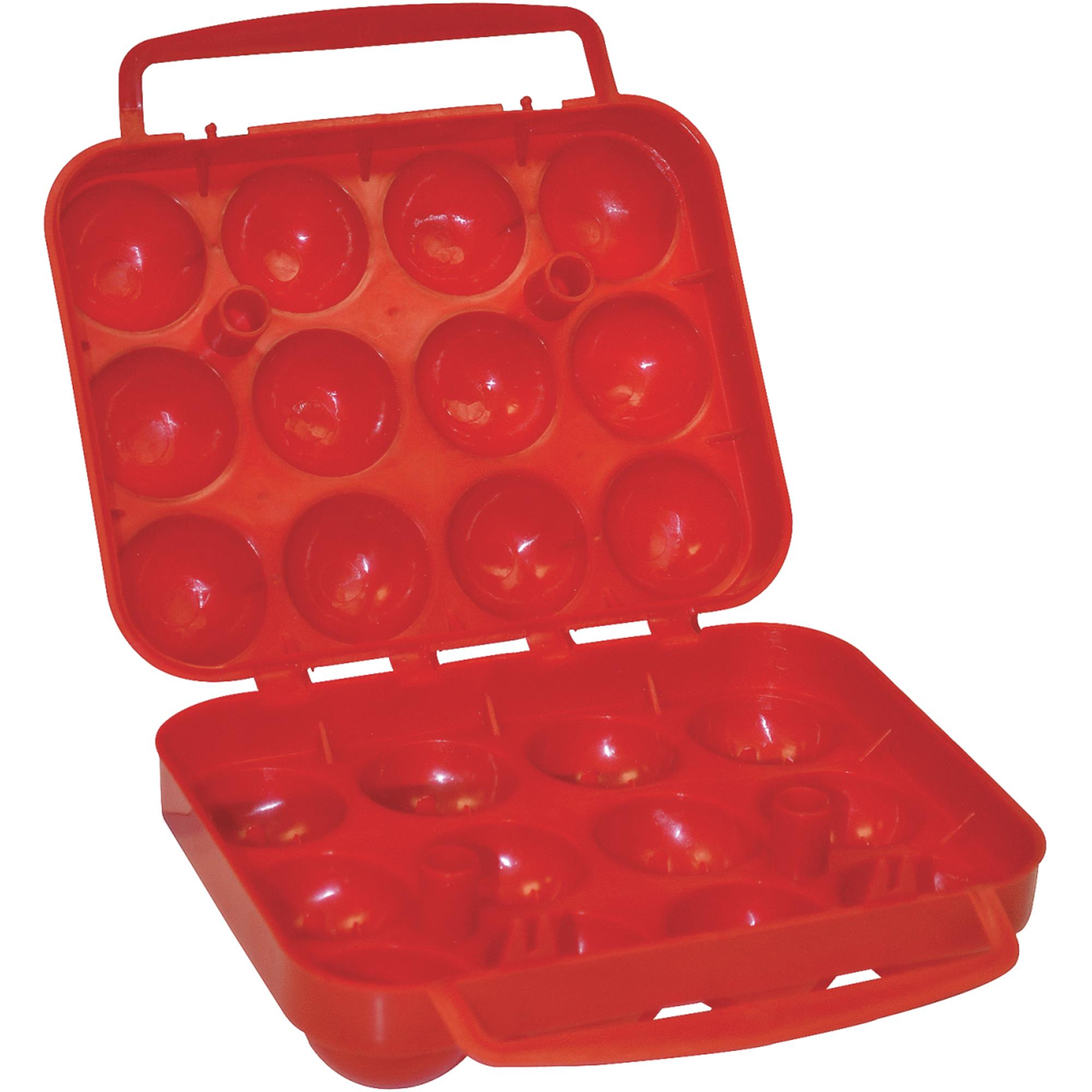 Coleman Plastic 12 Egg Carrier