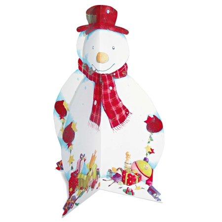 Snowman 3D Calendar (Other) (Holiday Calendar 2009)