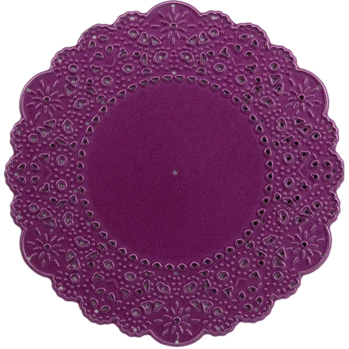 "Cheery Lynn Designs Doily Die-French Pastry, 4.125""X4.125"""