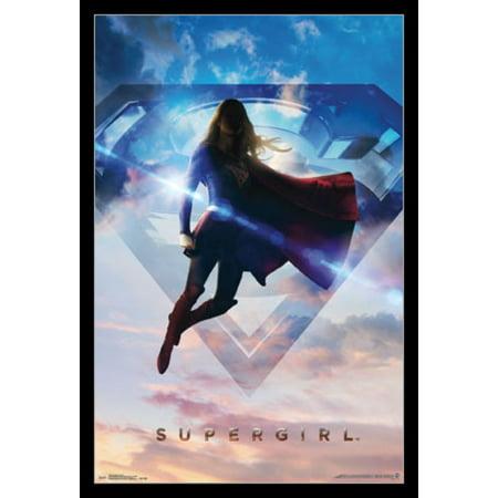 Supergirl - Season 1 Poster (Supergirl Stars)