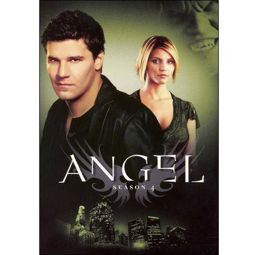 Angel: The Complete Fourth Season (Widescreen)