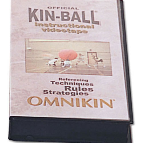 Omnikin Kin-Ball Instructional DVD