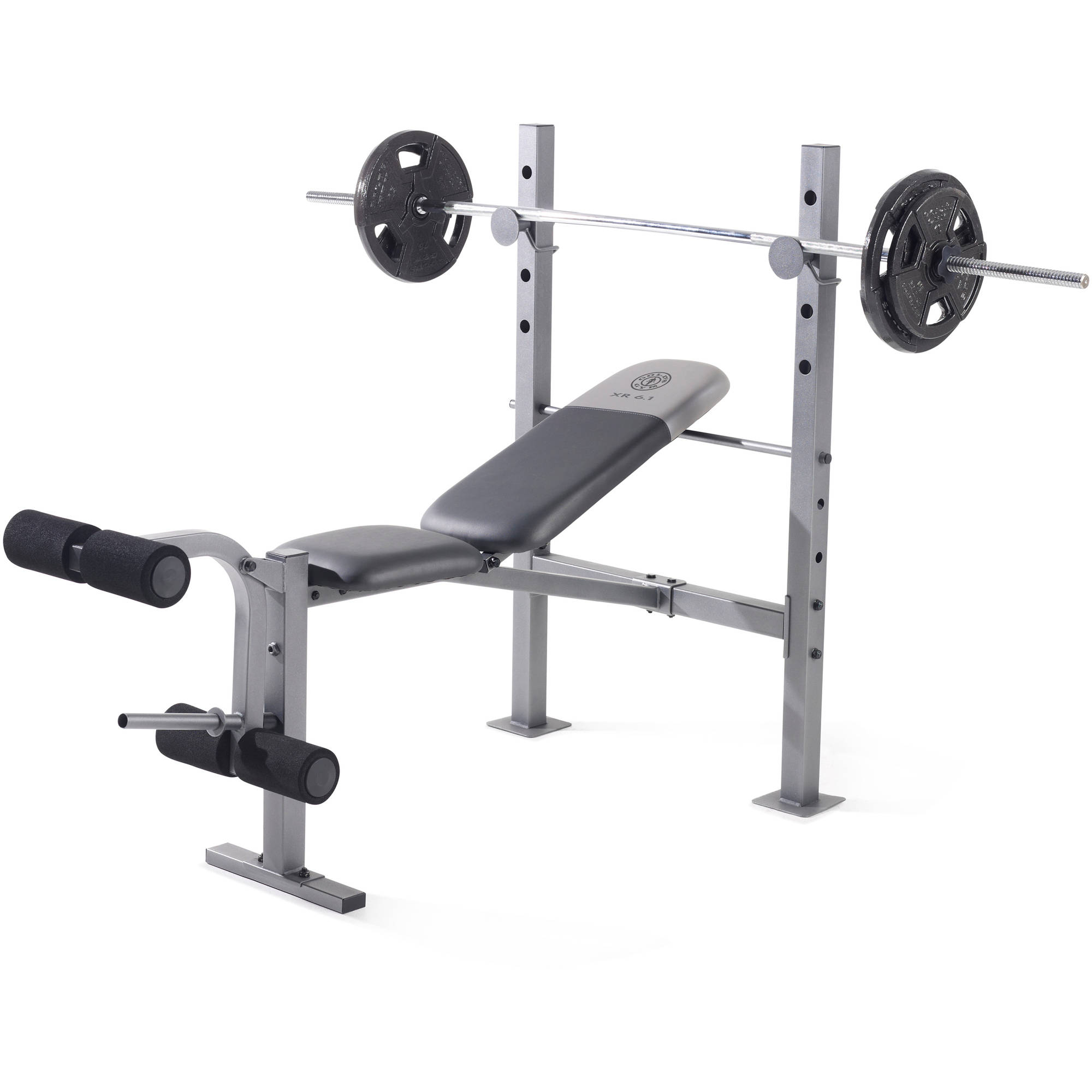 slant lifting com workout gold ip set walmart gym bench weight xr s adjustable