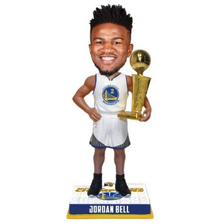 Golden State Warriors Jordan Bell 2018 NBA Finals Champions Player Bobblehead - No Size ()
