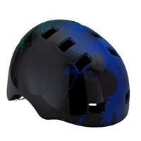 Schwinn Prospect Youth Helmet, ages 8+, multi color / storm design