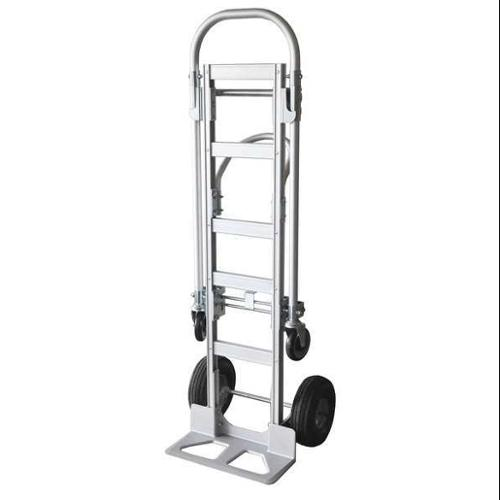DAYTON 34D672 Convertible Hand Truck, H 61-3 4 In by DAYTON