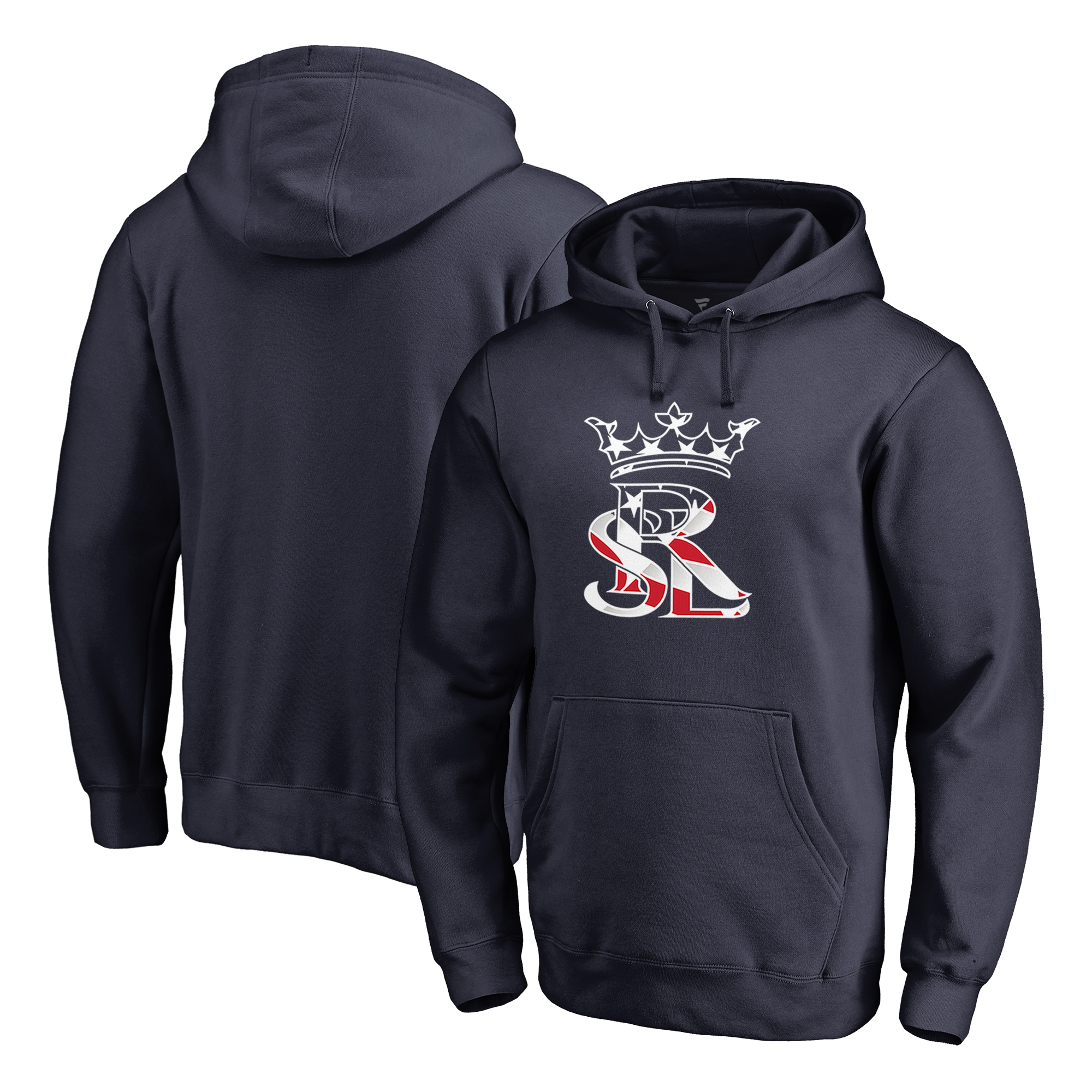 Real Salt Lake Fanatics Branded Club and Country Pullover Hoodie - Navy