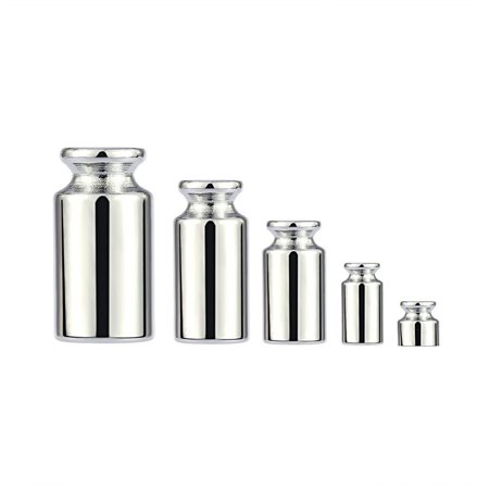 1g 2g 5g 10g 20g Carbon Steel Calibration Weight Set with Zinc Plating Weight for Digital