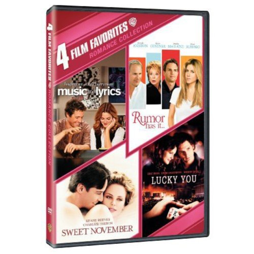 Romance Collection: 4 Film Favorites (Widescreen) by WARNER HOME ENTERTAINMENT