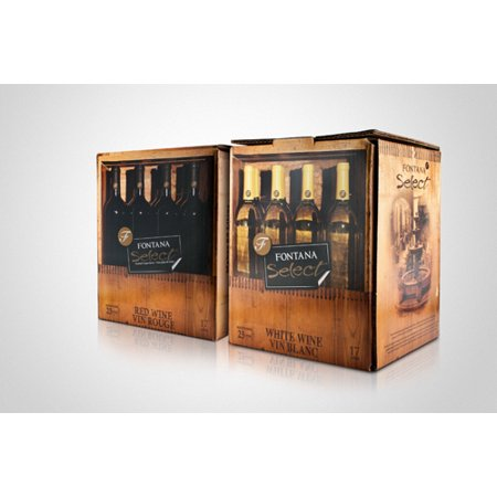 Fontana Select Amarone Crushed Grapes Wine Kits 17 Lt.