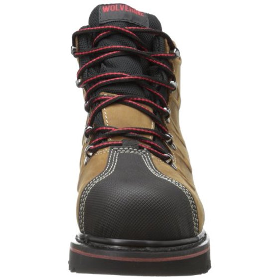 0774a718f3b Wolverine Men's W10263 Hacksaw Boot, Brown, 14 M US
