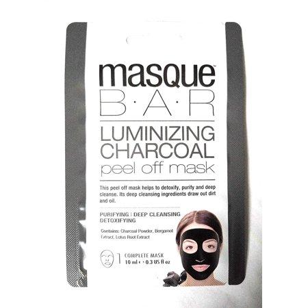 Masque BAR LUMINIZING Charcoal Peel Off Mask (Masque Masks)