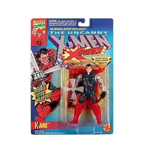 X-Men: X-Force Kane #2 Action Figure by Toy Biz