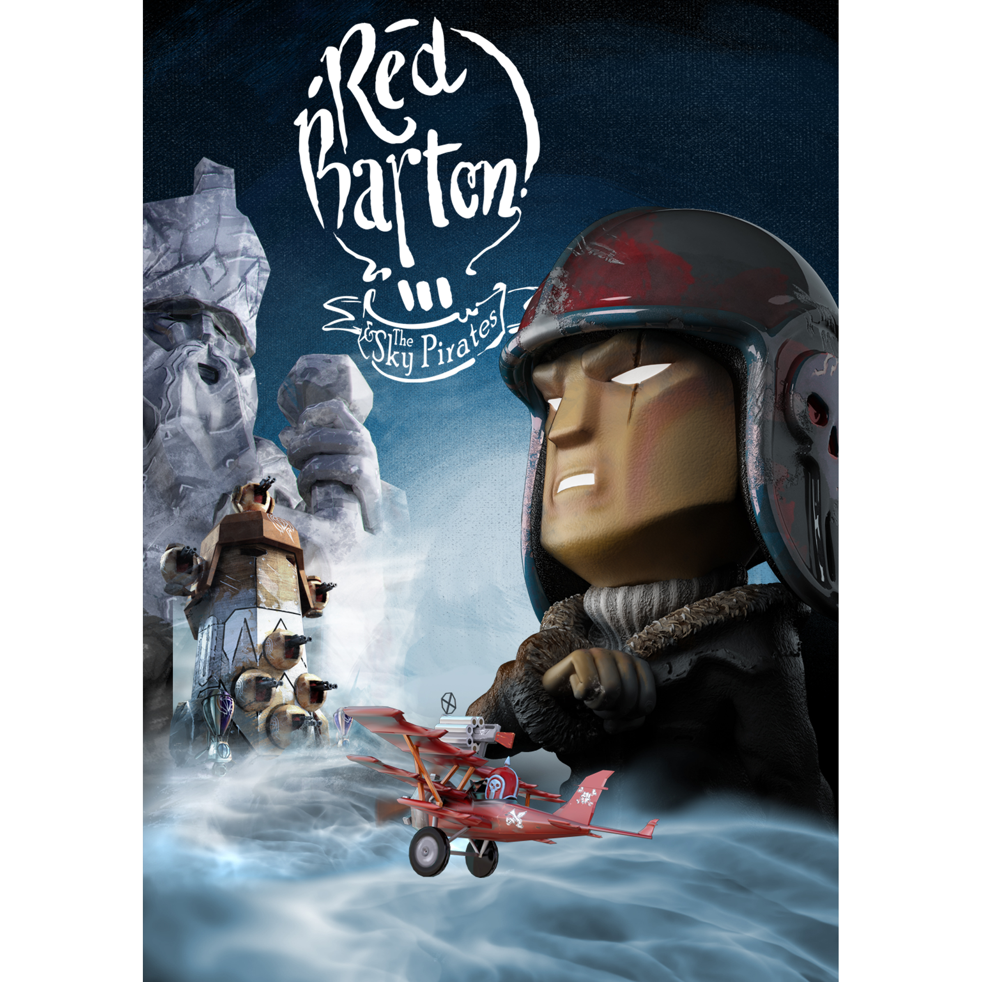 Red Barton and the Sky Pirates (PC)(Digital Download)