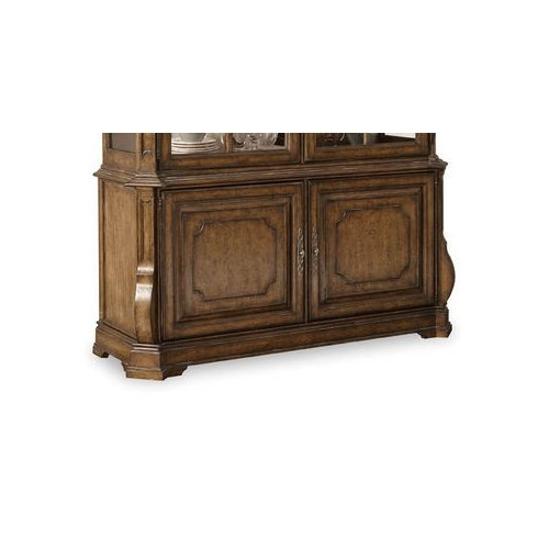 Astoria Grand China Cabinet Base by