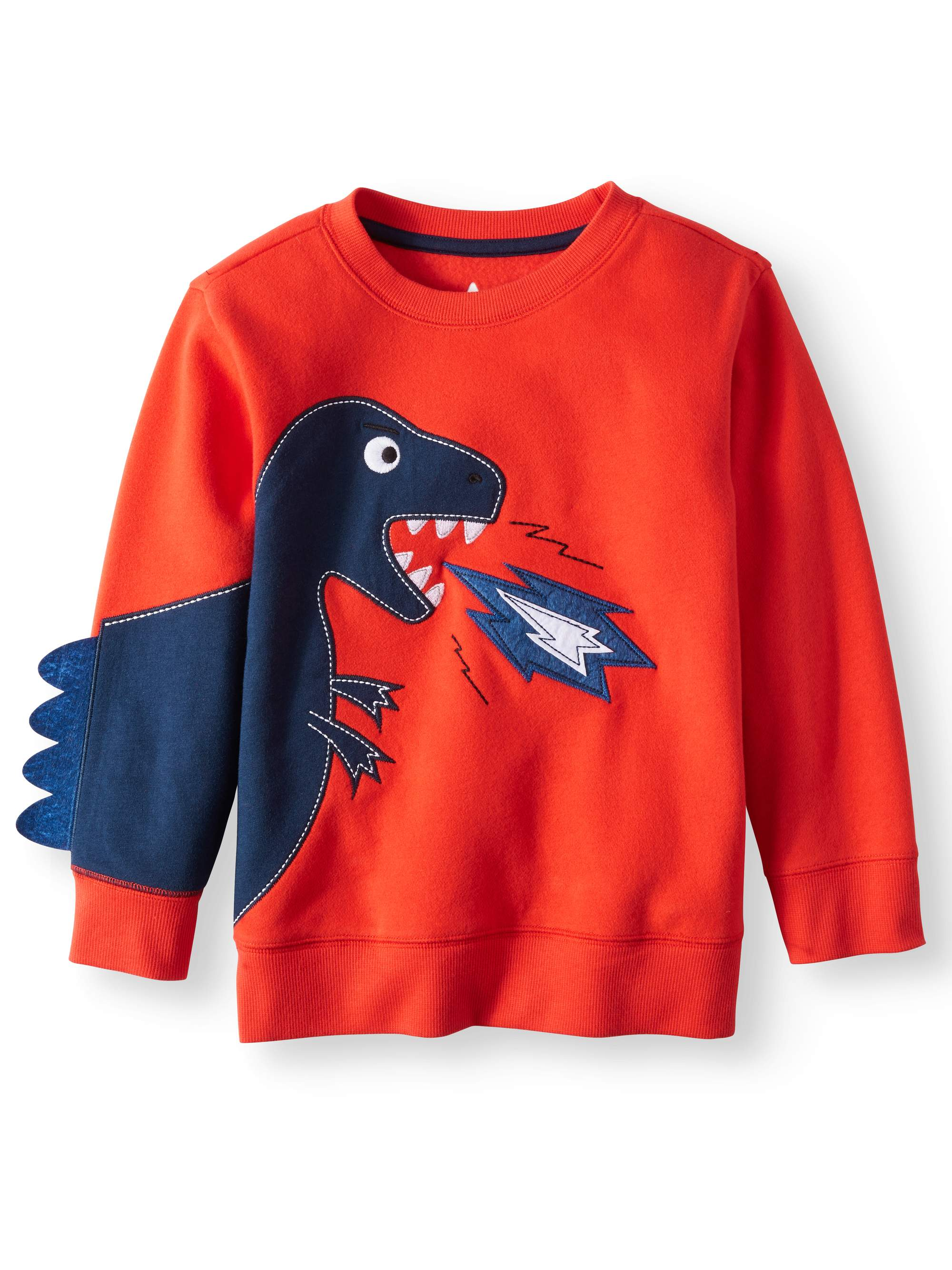 Fleece Sweatshirt with 3-D Monster or Dino (Little Boys & Big Boys)