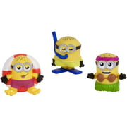 Despicable Me Mineez Character Pack, with 3 Collectible Mineez