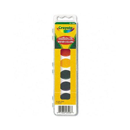Crayola artista ii 8-color watercolor set, assorted colors (Pack of 2) - Crayola Watercolor