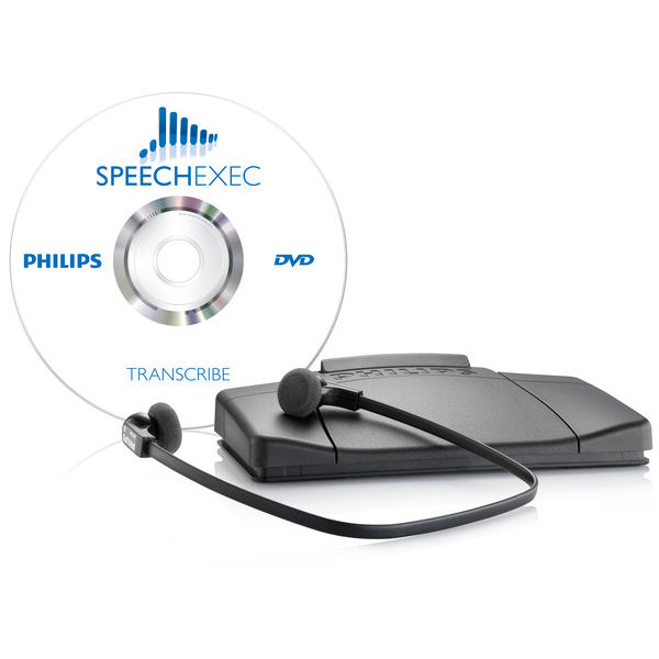 Philips LFH7177 SpeechExec Transcription Set