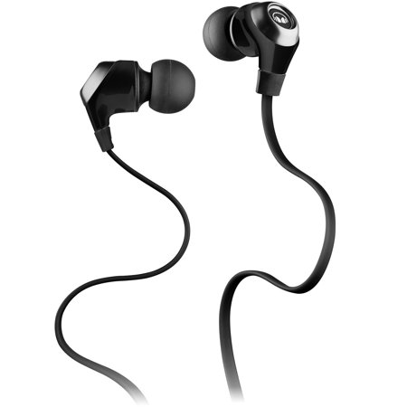 - Monster N-Lite In-Ear Wired Earbud Headphones with Mic and In-Line Controls, High Performance Earbuds (New Open Box)