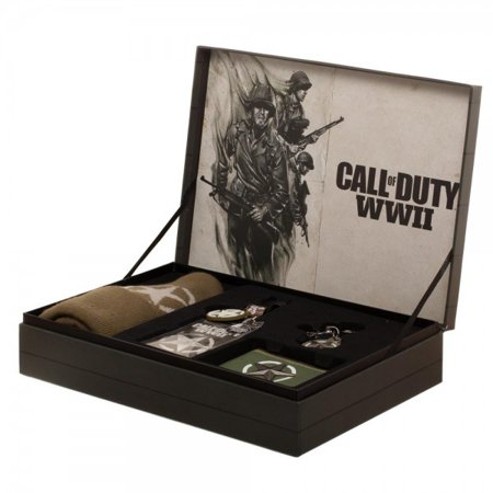 Call Of Duty  Wwii Gift Box Set