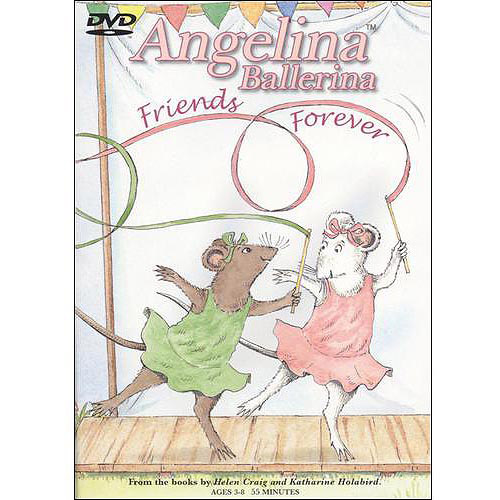 Angelina Ballerina - Friends Forever [DVD]