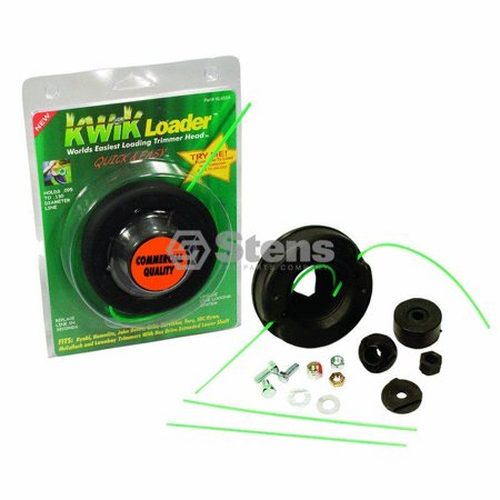 Genuine Stens Fixed Dual Line Trimmer Head / Kwik Products KL450A Part#