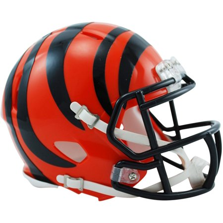 Riddell Cincinnati Bengals Revolution Speed Mini Football Helmet