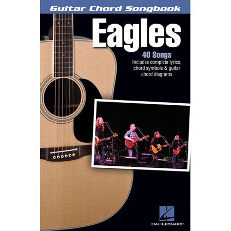 Guitar Chord Songbooks Eagles Paperback Walmart