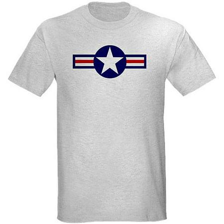 2fa3e70e Cafepress Big Men's US Air force Star Graphic Tee - Walmart.com