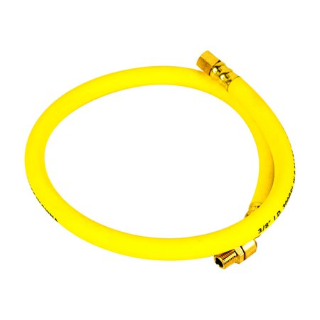 Powermate 2.5 ft. x 3/8 in. Whip Hose w/ Swivel Connector