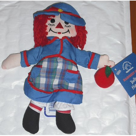 Raggedy Ann Dolls of the Month September, Raggedy Ann By Plush Toys Raggedy Ann - Raggedy Ann