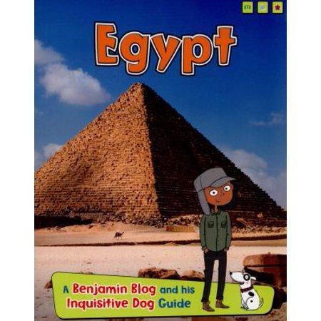 Egypt  A Benjamin Blog And His Inquisitive Dog Guide  Country Guides  With Benjamin Blog And His Inquisitive Dog   Paperback