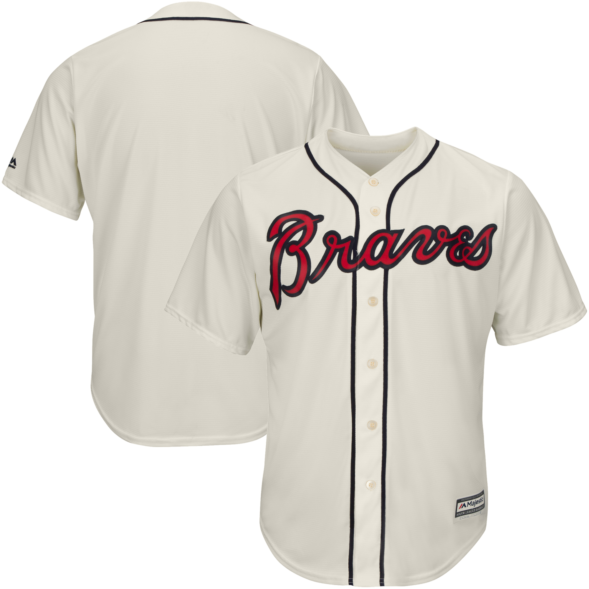 low priced 2c9b0 ab5c4 free shipping atlanta braves majestic jersey 82c0a d0a9d