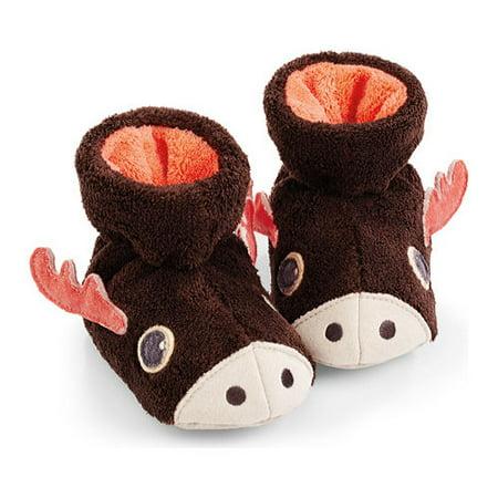 Acorn Easy Booties - Infant Acorn Easy Critter Bootie