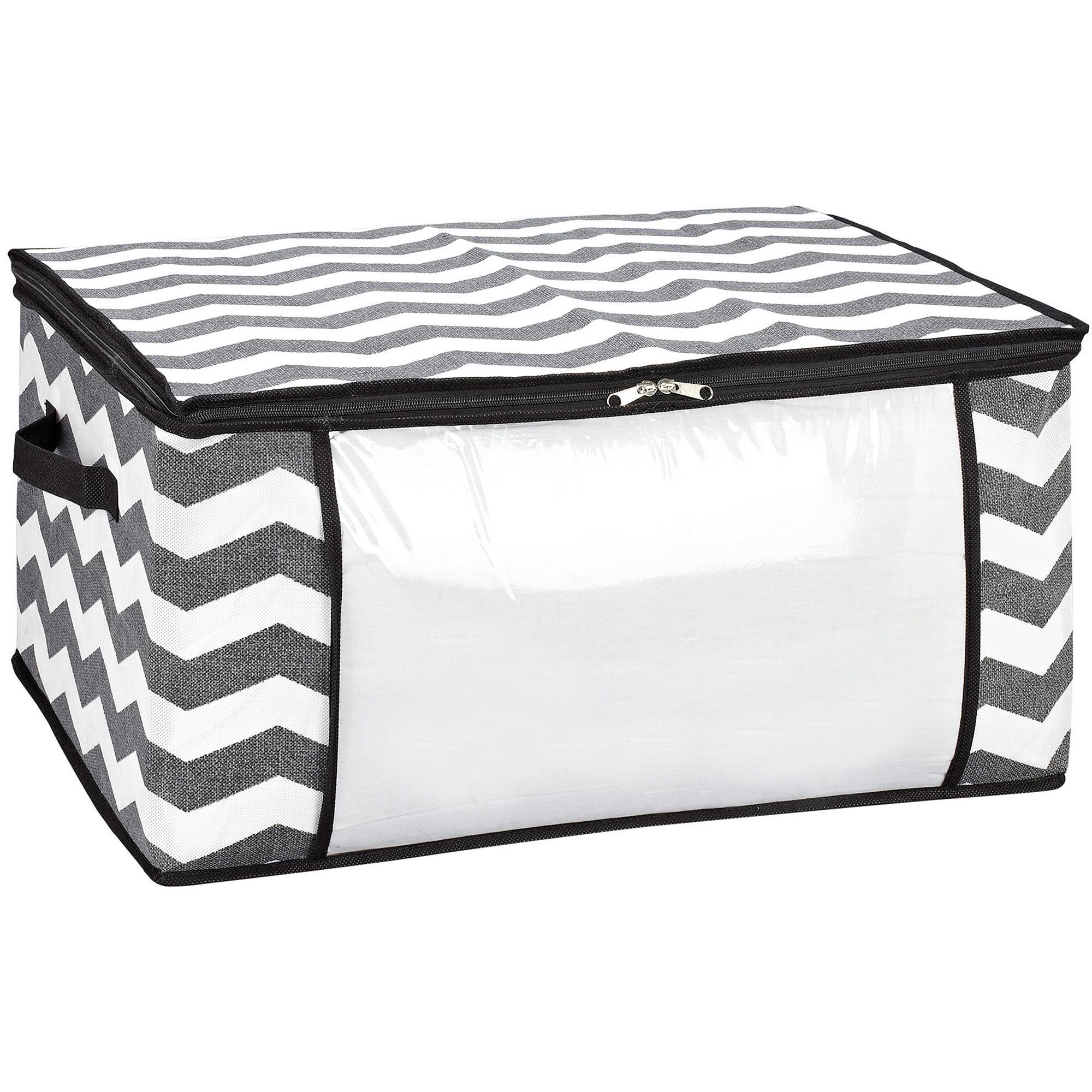 HouseCandie Jumbo Blanket Storage Bag