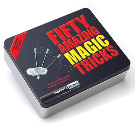 Fifty Amazing Magic Tricks - Easy Halloween Magic Tricks