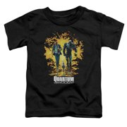 Quantum And Woody Explosion Little Boys Shirt