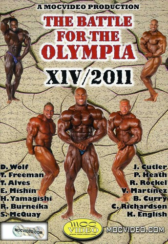 Battle For the Olympia 2011 Bodybuilding by BAYVIEW ENTERTAINMENT