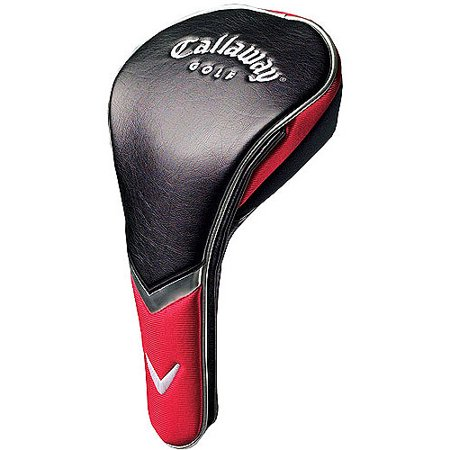 Callaway Driver Golf Headcover in Red