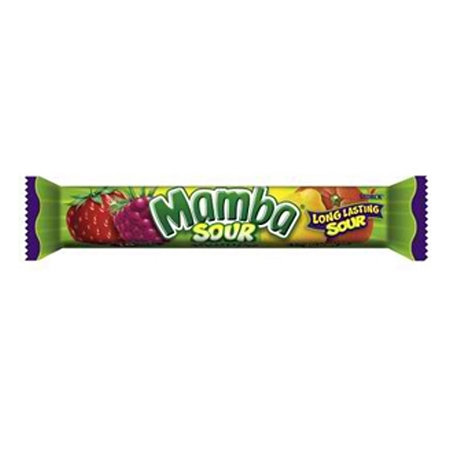 Mamba Sour Stick Pack: 24 Count
