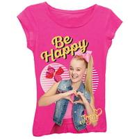 Nickelodeon JoJo Siwa Glitter Graphic T-Shirt (Little Girls & Big Girls)